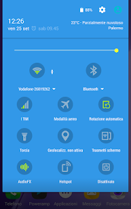CM12/12.1 Galaxy Note 5 Theme v1.2