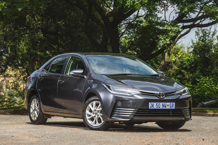 The Toyota Corolla 1.8 Exclusive proved a fuss-free companion.
