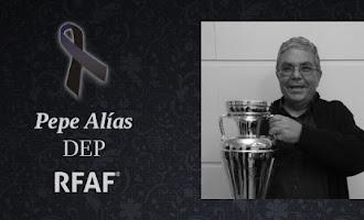 Pepe Alías, un grande de nuestro fútbol