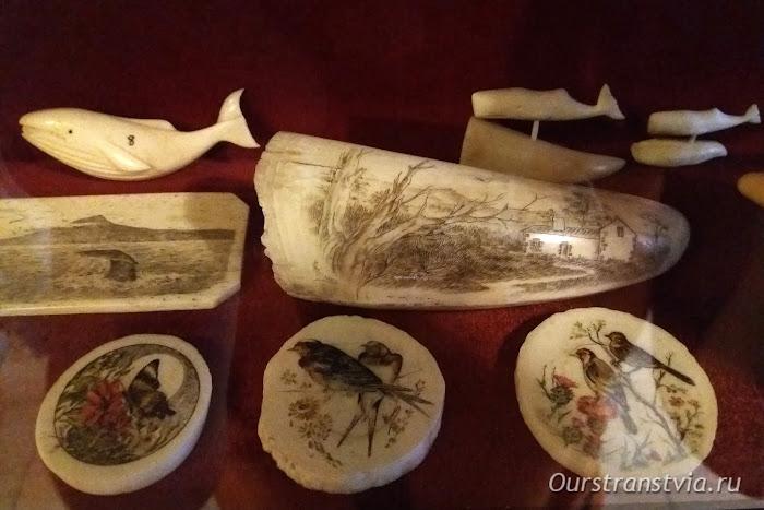 Музей изделий из китовой кости, Peter Café Sport