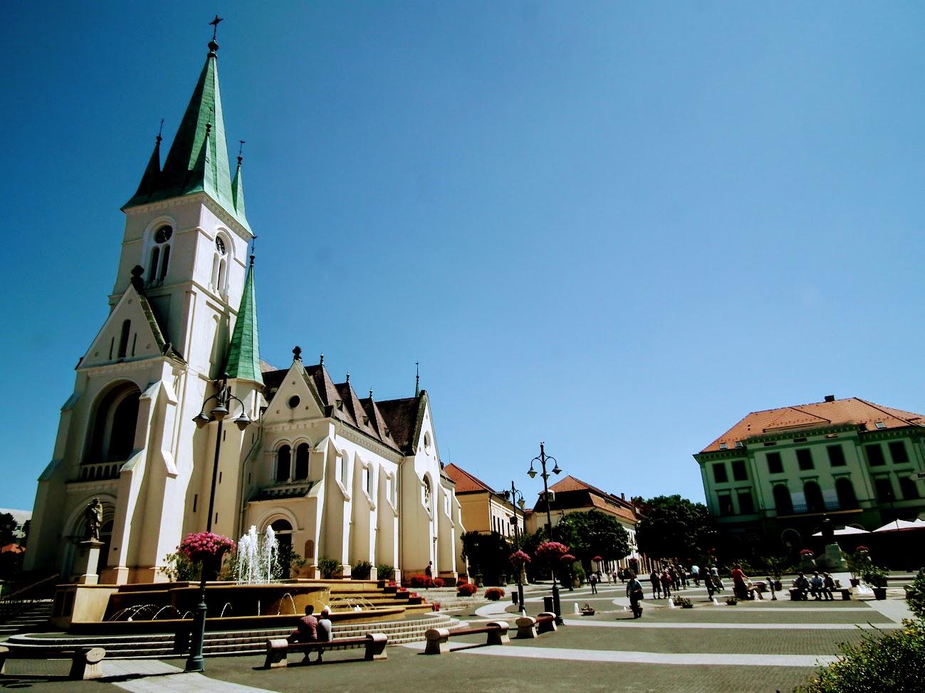 Kaposvár - Nagyboldogasszony székesegyház