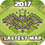 Lastest Maps Of Clash of Clans