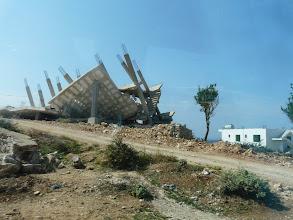 Photo: Albanien: Weg Nach Butrint. Schwarzbauten werden alle zerstört