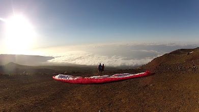 Photo: Parapente Tenerife, Izaña