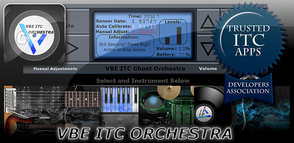 Download VBE ITC GHOST ORCHESTRA APK latest version app for android devices