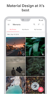 Memoria Photo Gallery Pro Screenshot
