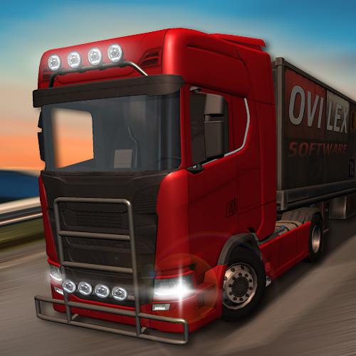 Euro Truck Driver 2018  (Mod Money) 3.5 mod