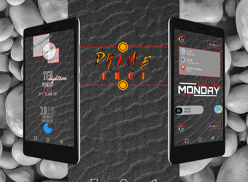 PRIME KWGT app (apk) free download for Android/PC/Windows screenshot