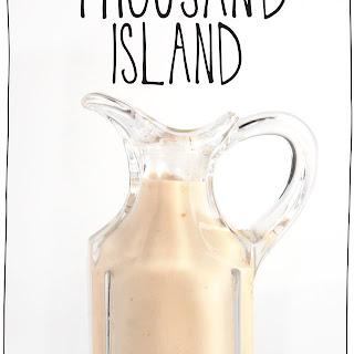 Vegan Thousand Island Dressing Recipes