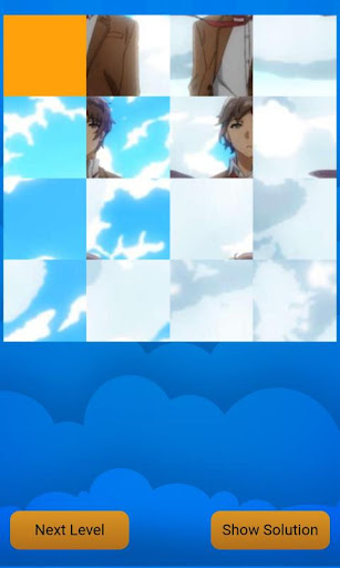 Anime Puzzle15 screenshot 1
