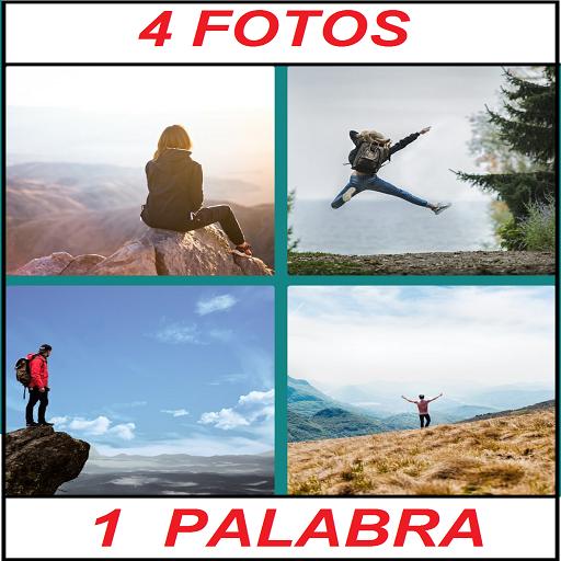 Juego 4 Fotos 1 Palabra