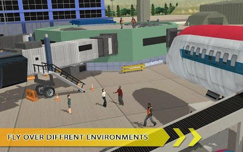 City Airport Super Flights 3D 3