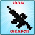 War weapon mod for minecraft icon