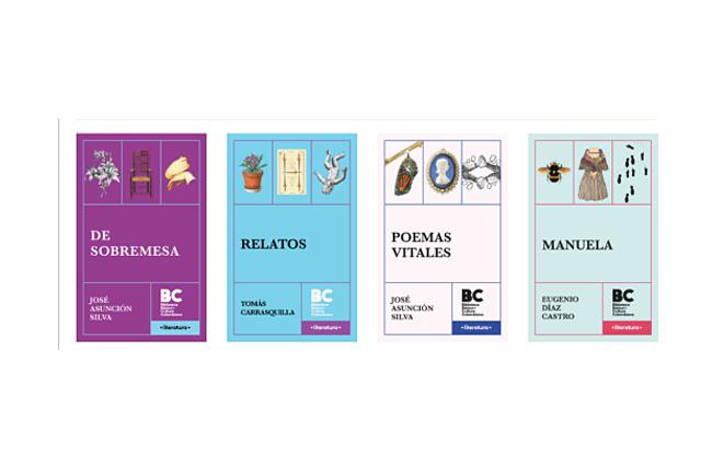 Disponibles 25 títulos en línea de la Biblioteca Básica de Cultura Colombiana