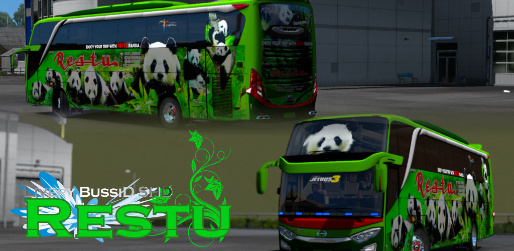 Download Livery Bus Restu Shd Apk Latest Version 1 3 For