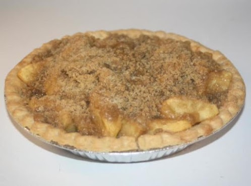 Ghee's Old Fashioned Apple Pie