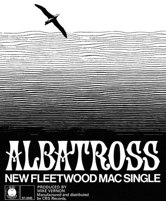 Albatross-singlen mainos