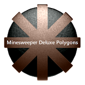 Minesweeper Deluxe Polygons