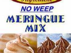 Miracle Meringue Recipe
