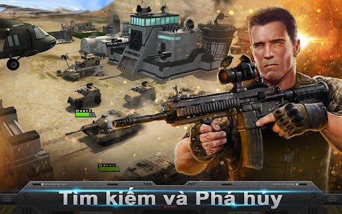 Tải Game Di động tấn công Mobile Strike