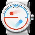 BiDot - Android Wear icon