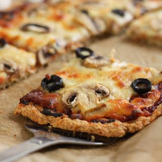 Oaty Gluten-free Pizza Crust