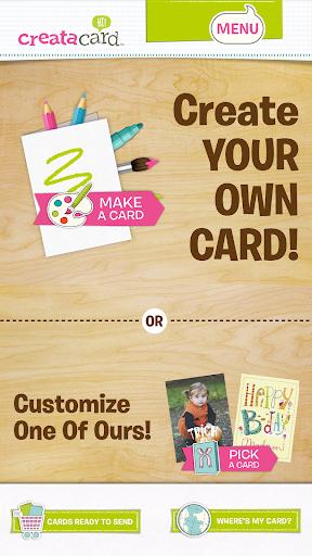 Creatacard Card Maker