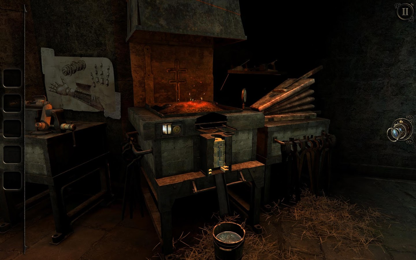 Screenshots of The Room Three for iPhone