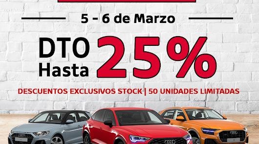 Llegan los Audi Days a Vera Import