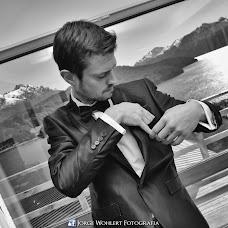 Wedding photographer Jorge Wohlert (JorgeWohlert). Photo of 29.02.2016