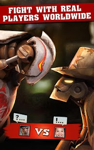 Iron Kill Robot Fighting Games Screenshot 9