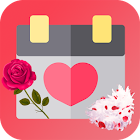 Period Tracker & Pregnancy Calendar icon