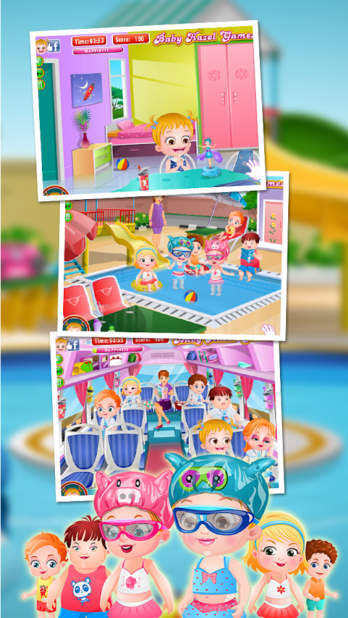 Baby Hazel Preschool Picnic- screenshot