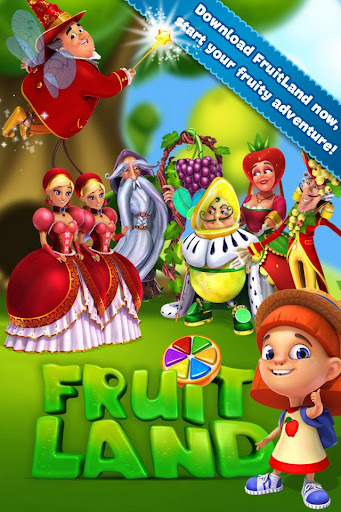 Fruit Land u2013 match3 adventure  screenshots 5