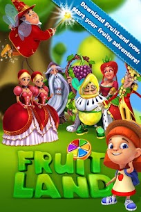 Fruit Land – match3 adventure 5