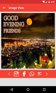 download good evening gif by sky calvin apps apk latest version app