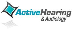 Active Hearing & Audiology Logo