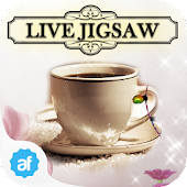 Live Jigsaws - Tea Time Free