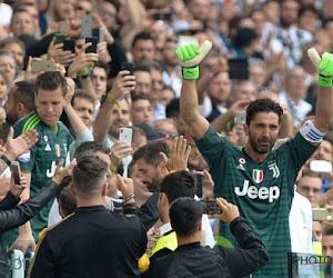 """Szczesny ziet Buffon op de bank zitten en dolt: """"Ik zal dus de allerbeste ooit zijn"""""""