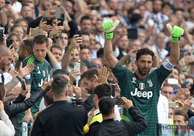 Gianluigi Buffon à la Juventus Turin, ça s'accélère