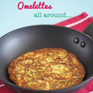 Basic Omelet (Omelette)