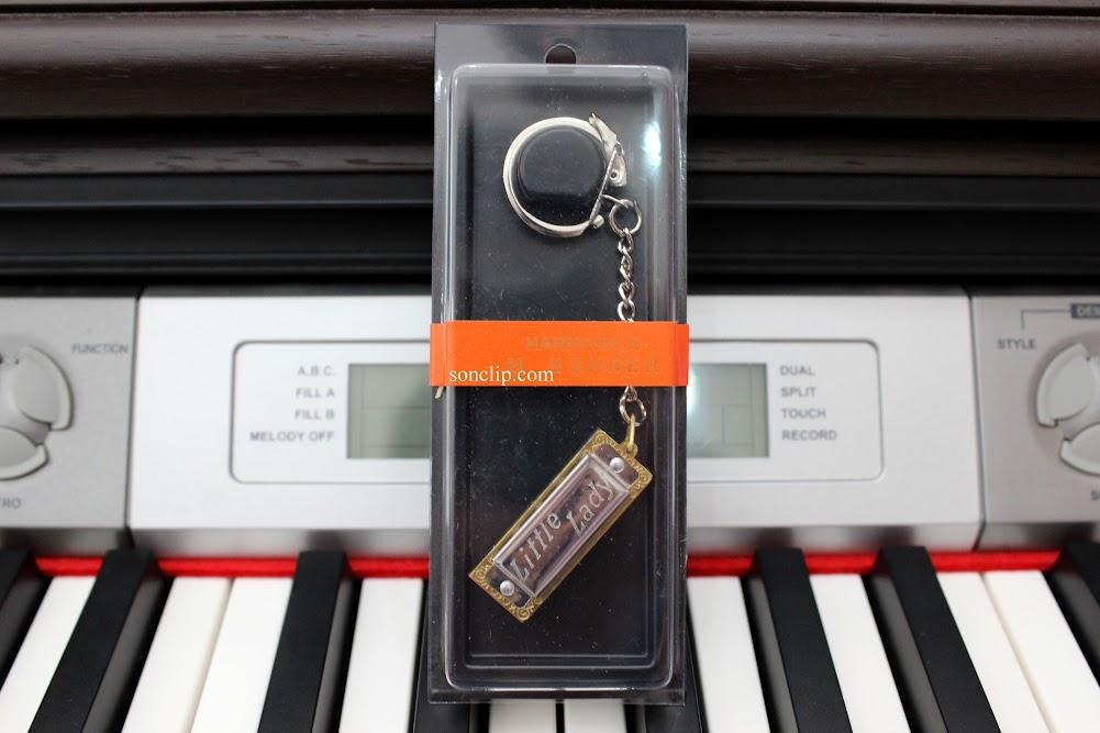 Kèn Harmonica Mini - Hohner 109/8 Little Lady
