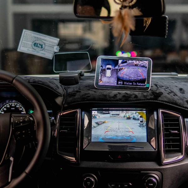 Camera 360 Oris Trên Ford