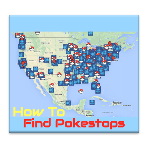 How to find pokestop map aso report and app store data apptweak how to find pokestop map gumiabroncs Choice Image