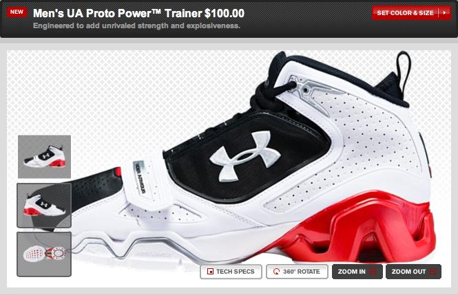 under armour powerlifting shoes