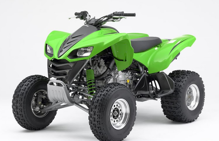 Cuatriciclo Kawasaki KFX 700 -manual-taller-despiece-mecanica