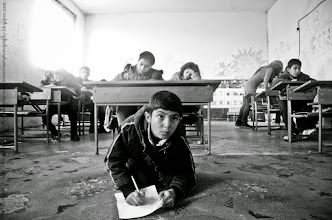 Photo: ©Hristo Rusev/Thirst for knowledge in asylum conditions/www.hristorusevphotography.blogspot.com
