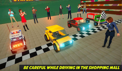 Shopping Mall electric toy car driving car games 1.1 14