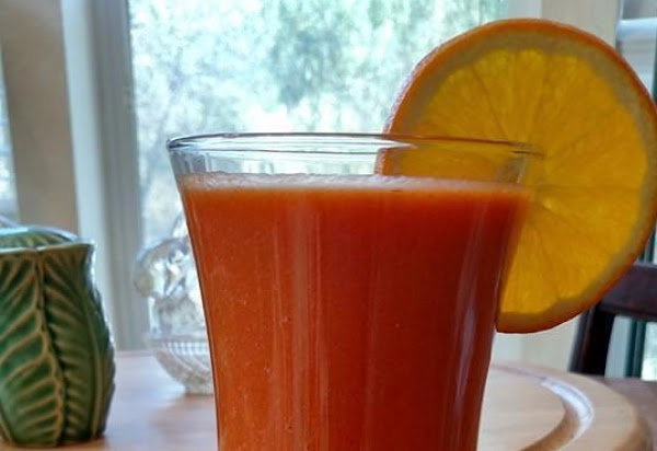 Morning Smoothie With A Kick Recipe