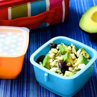 California Avocado Orzo Salad